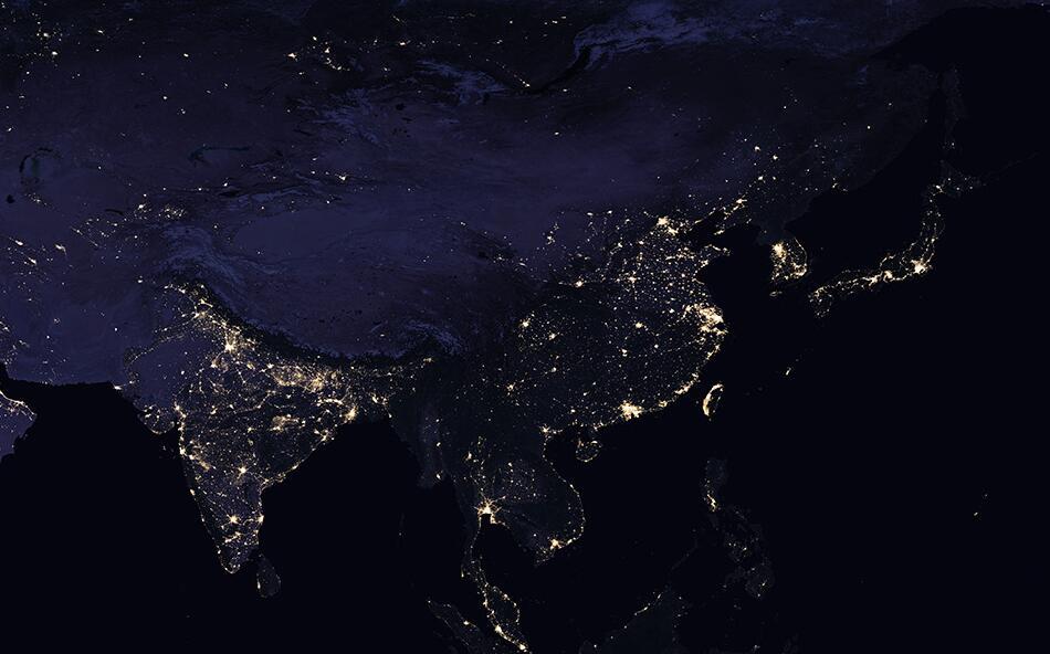 哪里下载夜间灯光数据?几个版本的夜间灯光数据有什么区别?